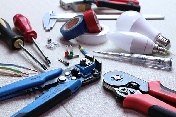 elektriker aalborg værktøj